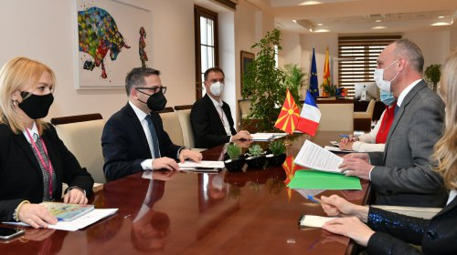 Besimi - Baumgartner: Cooperation with France to intensify